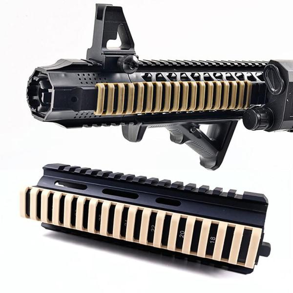 4X Rifle Handguard Heat Resist Ladder Picatinny Rail Covers Hunt