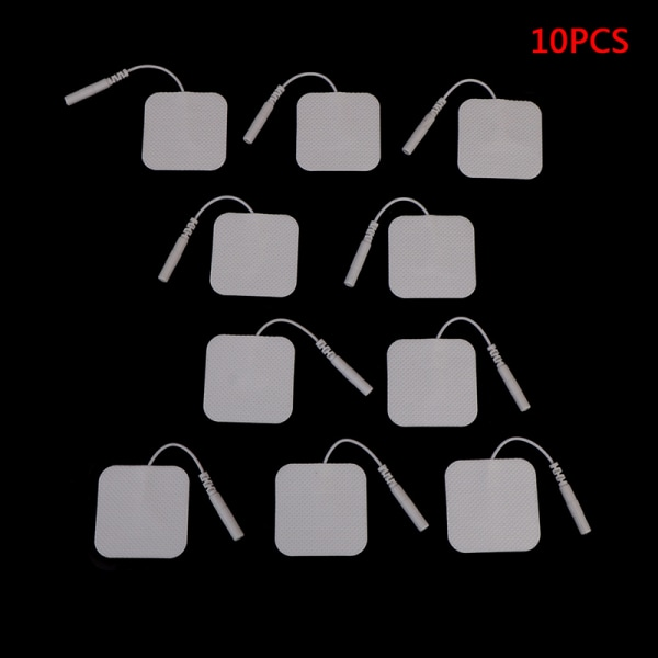 5/10/20X Reusable tens electrodes pads machine replacement self 20PCS