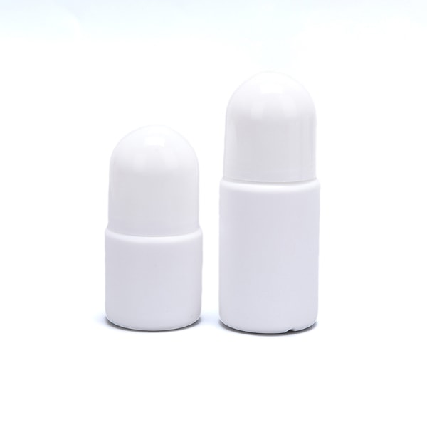 5st 30 / 50ML rullflaskor bärbara plastflaskor viktiga