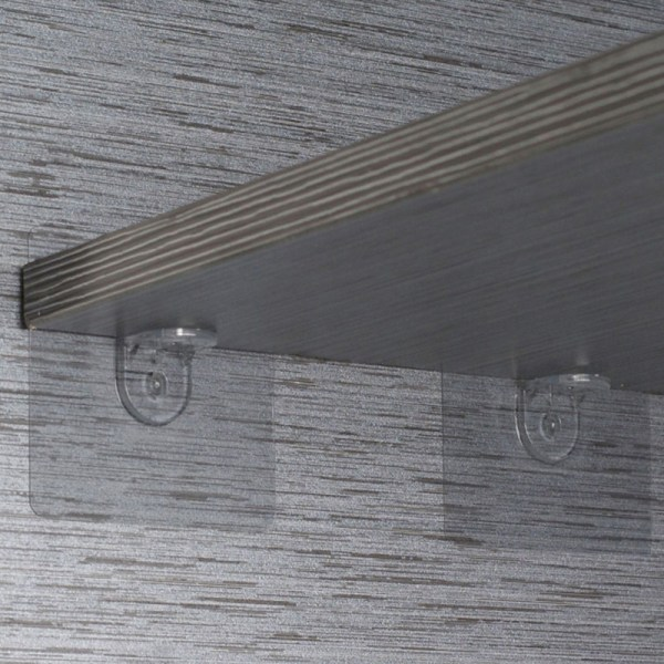 5st hålfri garderob skiktad partition spikfri lim L