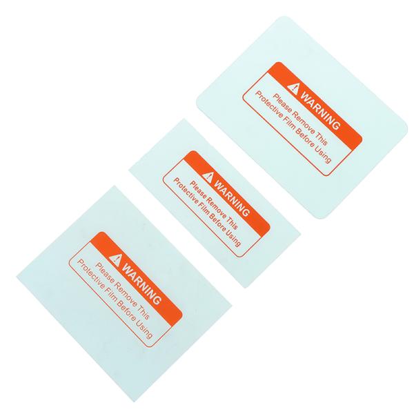 5st reservsvetsskyddslinsskyddslinsskydd för svetsning