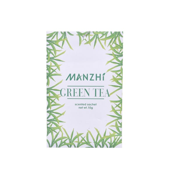 Aromatherapy Air Fresh Refreshing Scent Bag Natural Smell Incen GREEN TEA