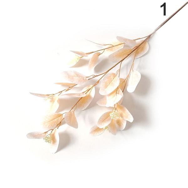 ArtificialGreen Plant Eucalyptus Leaf Simulation Branch Wedding