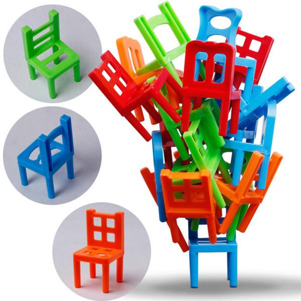 """""""Balance Chairs"""" Brädspel Barn Pedagogisk leksaksbalans"""