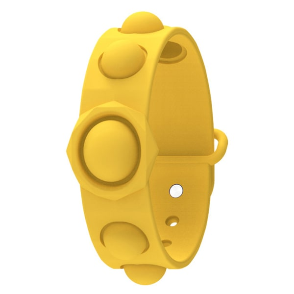armband fidget enkel dimple leksaker popit stress relief barn adul