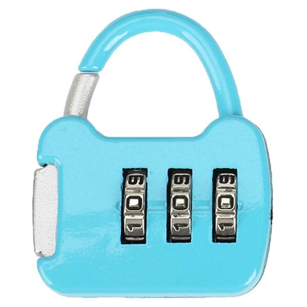 Kombination av lösenordslås Bärbar resväskor