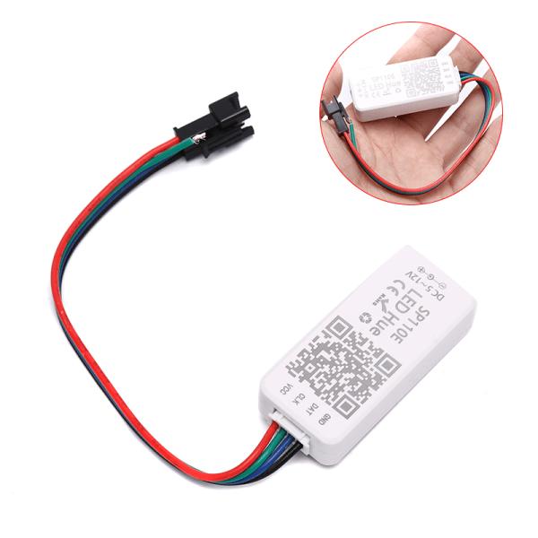 DC5-12V SP110E Bluetooth LED-kontroller för LED Strip LED Contr