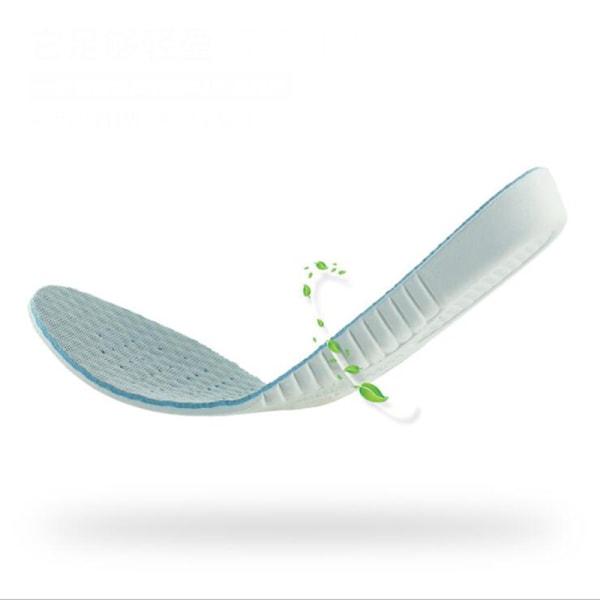 EVA Höjd ökar innersula buffert för män / kvinnor osynlig båge
