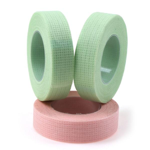 Ögonfrans tejp klistermärke Isolationshål Andningsbar Känslig resis