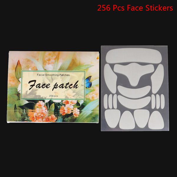 Facial Wrinkle Patches Anti-Wrinkle Pads Face Forehead Wrinkle  265 Pcs