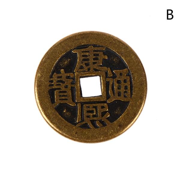 feng shui lucky ching forntida mynt som pedagogiska tio B