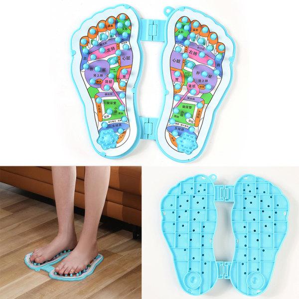 Foot Stimulator Massager Folding Portable Foot Massage Mat Muscl
