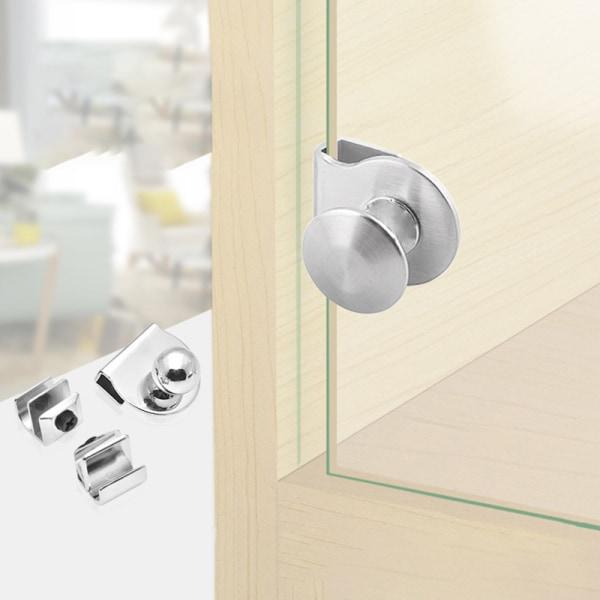 glas klipp skåp drar handtag glas dörrhandtag låda furnitu