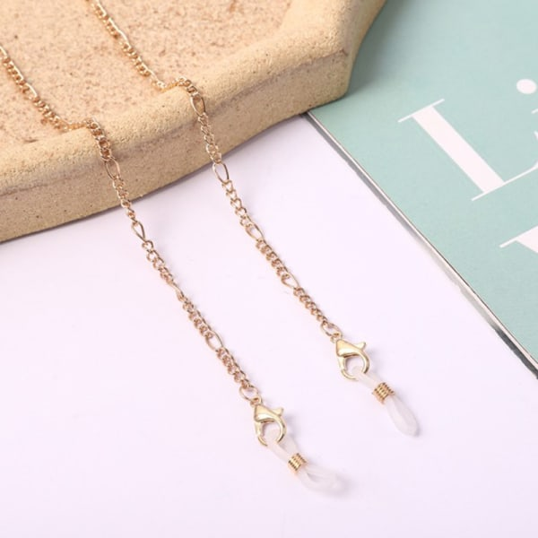 Glasses Chain for Women Metal Sunglasses Cords  Lanyard A8