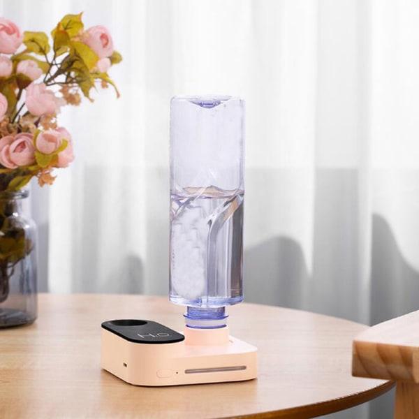 Hemmakontor Vattenflaska Luftfuktare Kamera Luftfuktare USB F
