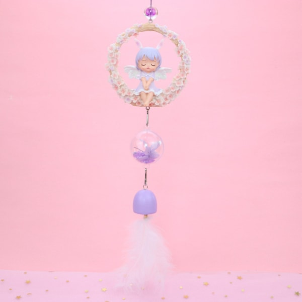 Little Angel Wind Chimes Hang Ornaments Door Ornaments Creative