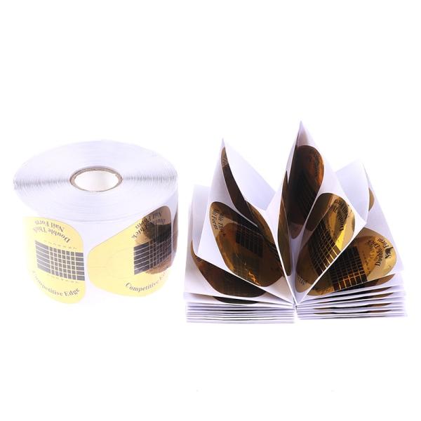 Spikfingerförlängningsverktyg för hästsko pappershållare kristall n