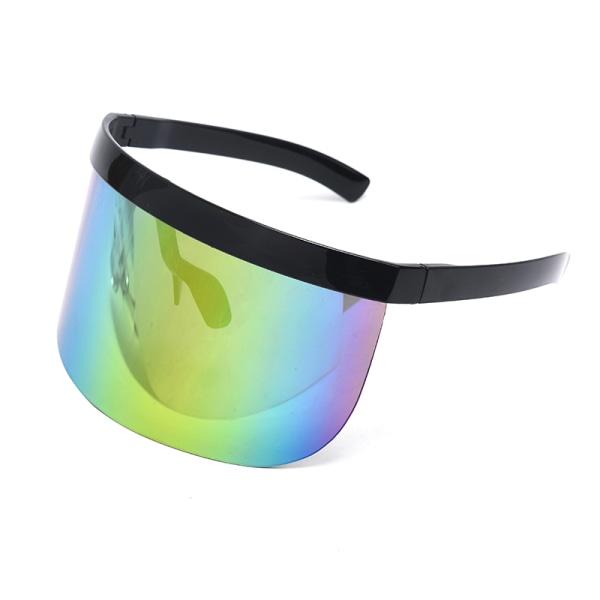 Visir solglasögon utomhus Windproof Visir Shield Cycling Sportin