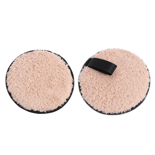 Återanvändbara sminkborttagningsdynor i mikrofiber Tvättbara bomullsdynor Ma
