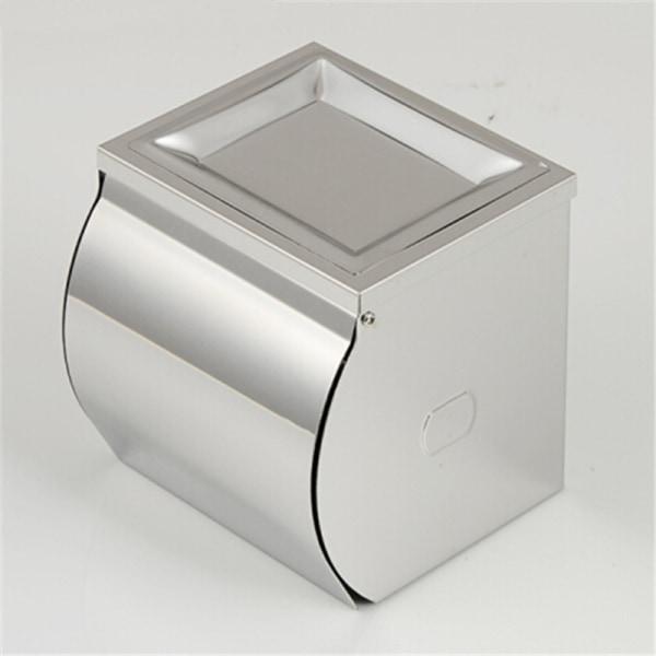 Rullmatning Väggmonterad handdukspappersdispenser med rullhållare Li