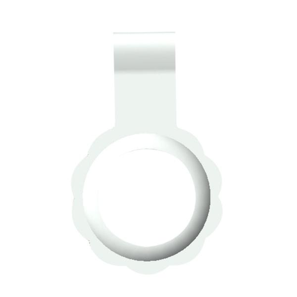 silikon skyddande ärmfodral airtag tracker protector keychai