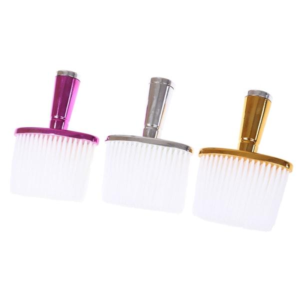 Särskilda frisörverktyg för frisörsalonger Elektropläterat handtag