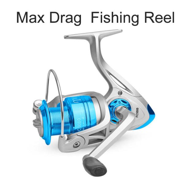 Spinning Bearing Fishing Reel 10BB FC1000-FC6000 Saltwater Fish FC6000