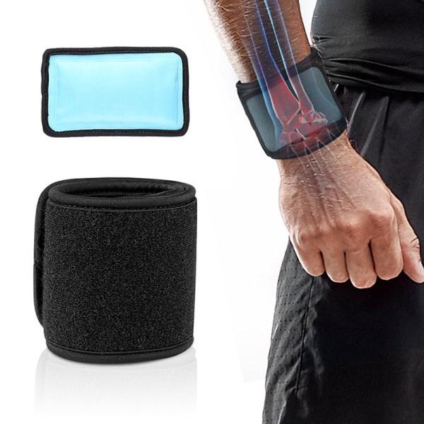 Rem Wrap Handfot Handleden Armbågsavlastning Smärta kall hetterapi Pa
