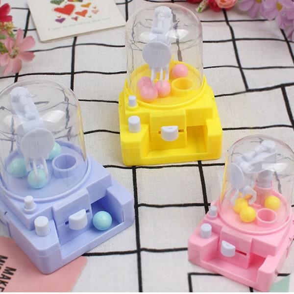 godis mini godis maskin bubbla leksak dispenser mynt bank barn till