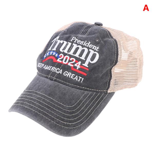 Trump 2024 Keep America Great Campaign Rally Broderad Trump B