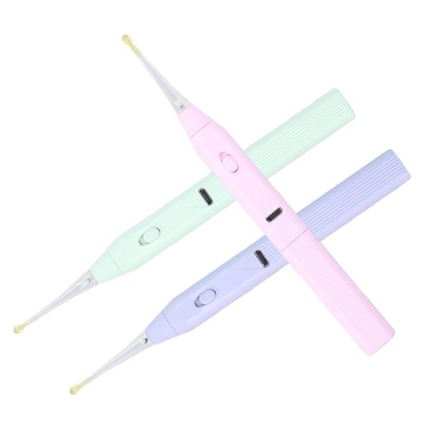USB öronrengöringsverktyg öronplockare med lätt vaxavlägsnande Bab