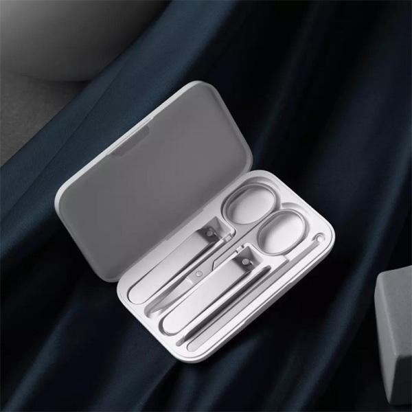 XIAOMI Mijia Fingernagel Tånagel Manikyr Pedikyr Magnetiskt stål