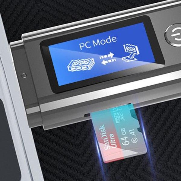 Bluetooth 5.0-mottagare Bil MP3-spelare Stereomusik FM-sändning