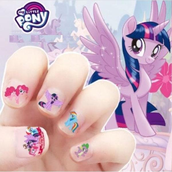 My Little Pony the Movie  170st Nagelklistermärken Nagelstickers