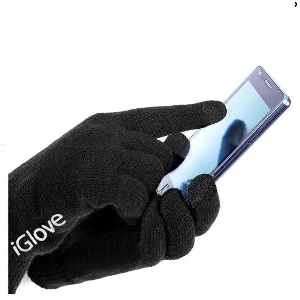 Smart Touchhandske Touch Vantar 3 färger Svart
