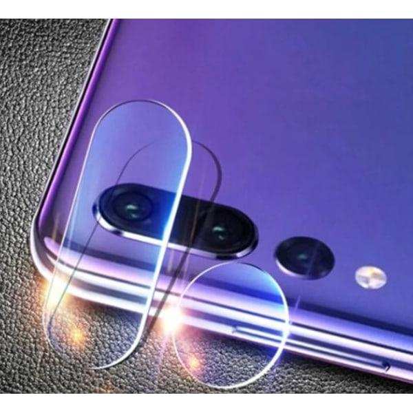 Huawei P20 Pro Kameralins Härdad Glasskydd