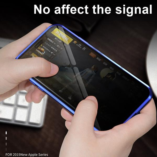 magnet för iphone 11 pro max grön