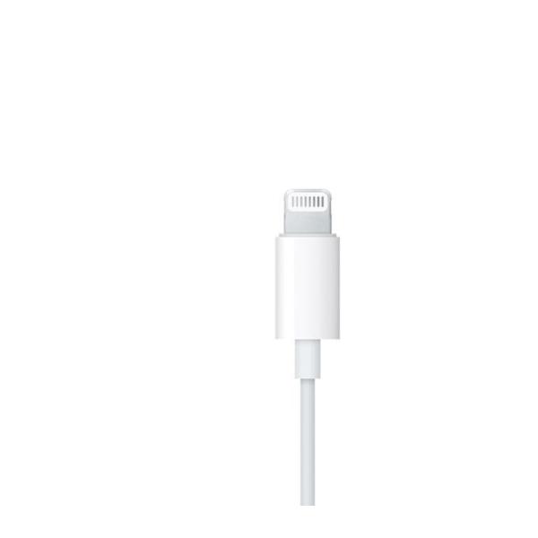 Original apple EarPods med Lightning-kontakt  hörlurar MMTN2ZM/A