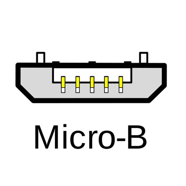 (3st) top kvalitet Micro-USB-kabel för Samsung/xbox (2M)