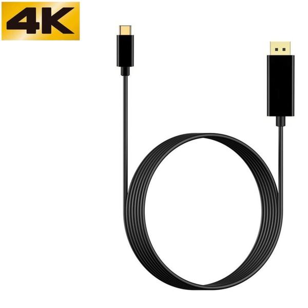 USB-C till HDMI kabel 4K UHD (1.8 Meter)