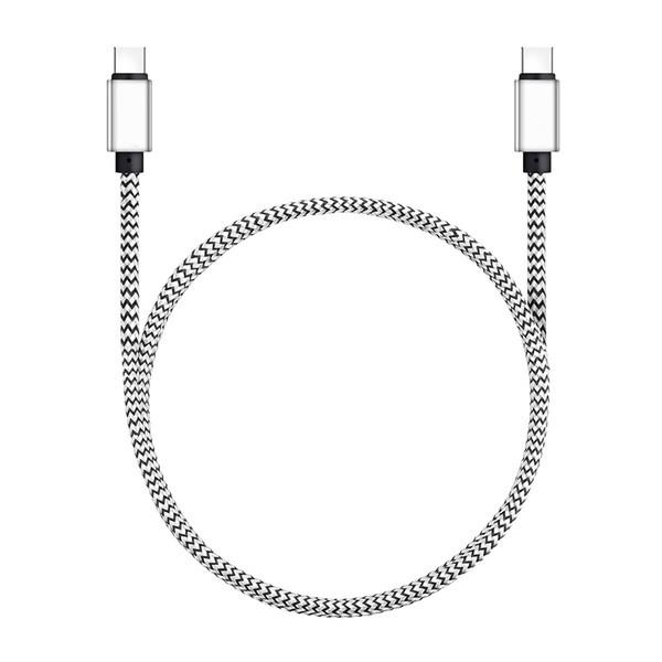 USB C till USB C 3.1 Gen1-kabel för (Nintendo Switch, Macbook) 2M