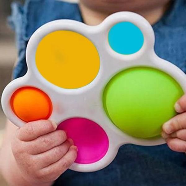 29-pack Fidget Toy Set Pop IT sensorisk leksak för barn vuxna