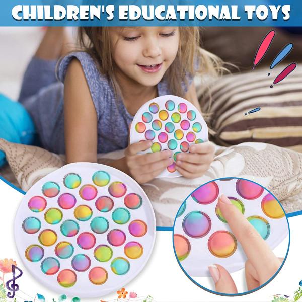 Fidget Toy Pop It Sensorisk leksak för barn vuxna
