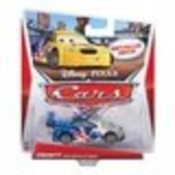 Disney Cars 2 - Frosty With Metallic Finish