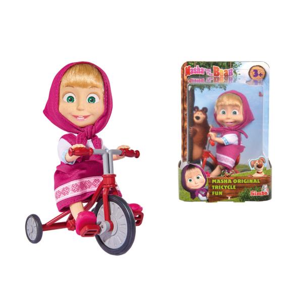 Masha, Original Tricycle Fun