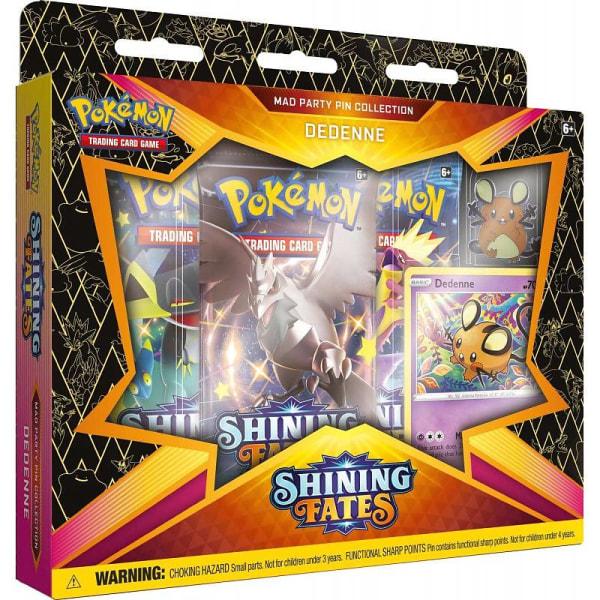Pokemon Sword & Shield Shining Fates Dedenne