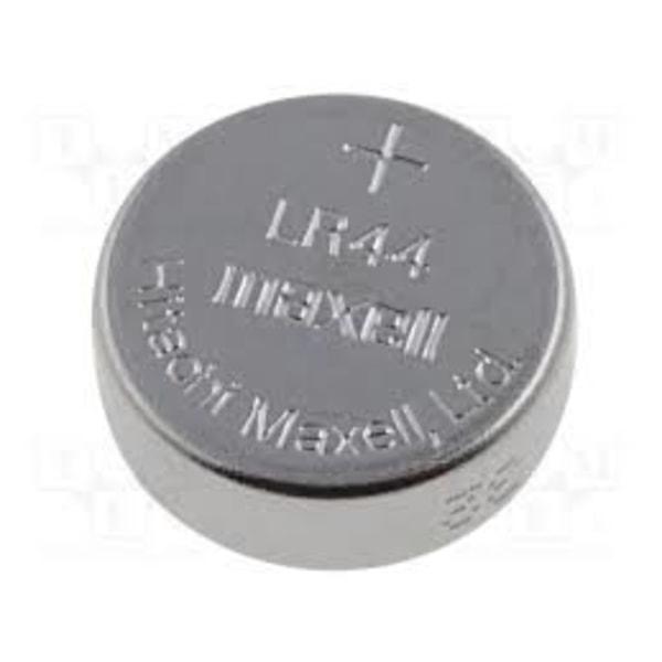 Maxell LR44-10 10 pack Aluminium