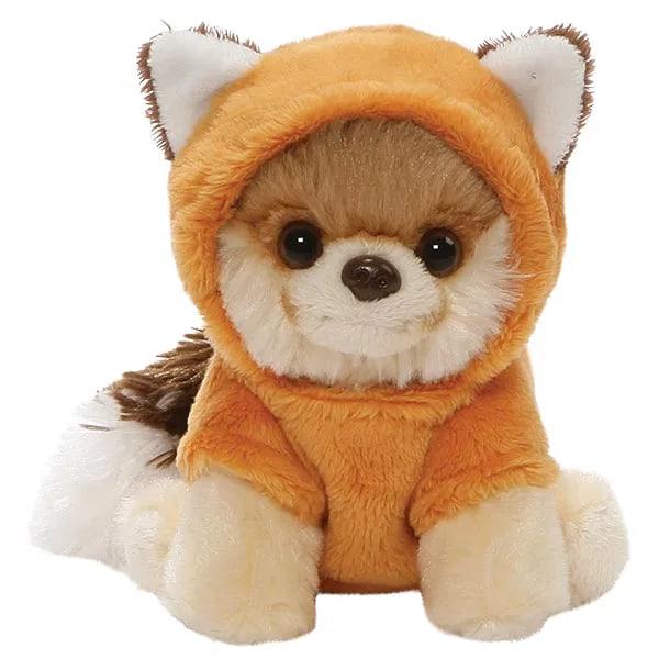 Itty Bitty Boo räv, gosedjur, pomeranian hund, leksak, julklapp
