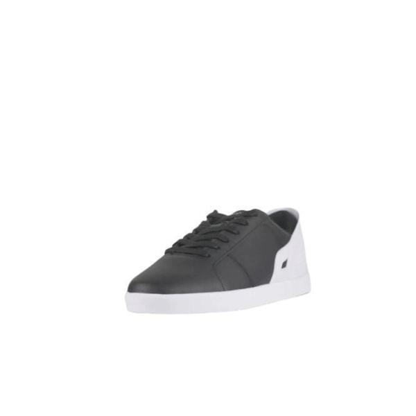 Triesti Shell Sneakers stl 43 Black/White, Skate shoes for Men Svart 43