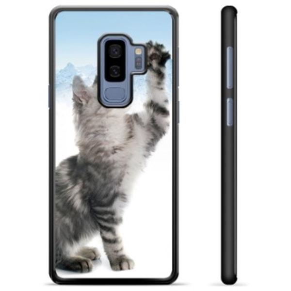 Samsung Galaxy S9+ Skyddsskal - Kat Animerad